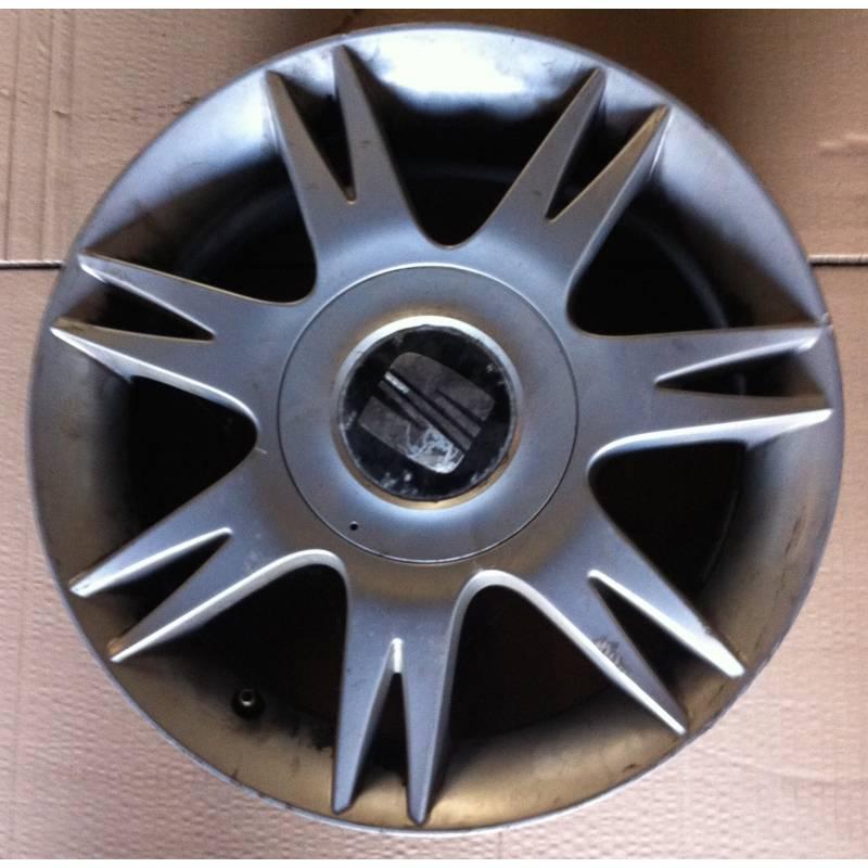 Titan Auto Sales >> 4 jantes alu ronal en 15 pouces pour seat ibiza, cordoba type 6l ref 6l0601025a coloris 69z gris ...