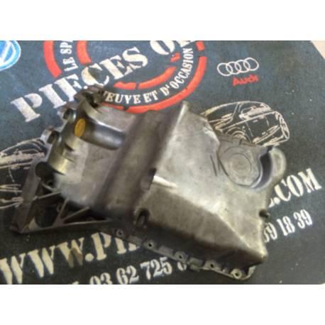 Bac à huile carter alu moteur fissuré à refaire ref 066103603M / 066103601FA / 071103603 / 071103601C / 06B103601AM
