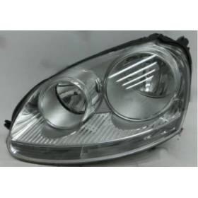 Optique / Double projecteur avant conducteur pour VW Golf 5 / Jetta ref 1K69410005P / 1K6941029P