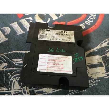 Calculateur de téléphone Telematik Nokia 6091 / ref 8E0862333
