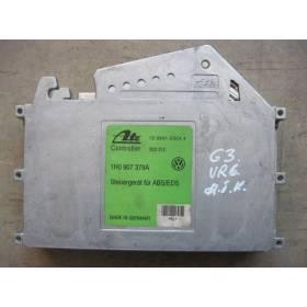 Calculateur pour ABS / EDS ref 1H0907379A / 1H0907379C / 1H0907379E