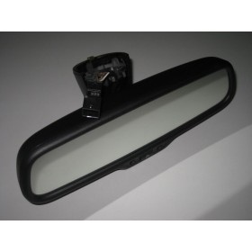 Rétroviseur interieur automatique jour / nuit coloris noir pour Audi ref 8T0857511A 4PK / 8R0857511B 4PK