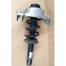 2 amortisseurs avant hydraulique à gaz Sachs pour Audi A4 / A5 ref 8K0413031AF / 8K0413031CH + ressorts ref 8K0411105DF