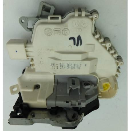 Serrure module de centralisation avant conducteur ref 8J1837015C