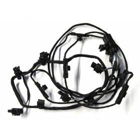 Câblage pour capteur ultrasonore de pare-chocs avant pour Audi A4 ref 8K0971095A
