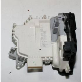 Serrure module de centralisation arrière conducteur ref 1P0839015 pour Seat Leon 2