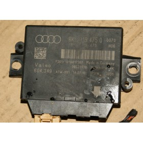 Calculateur d'aide au stationnement pour Audi A4 / A5 / Q5 ref 8K0919475Q / 8K0919475T / 8K0919475 / Valeo 604.349 / 604349