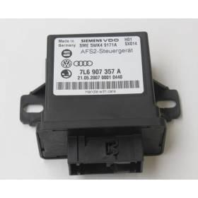 Calculateur pour éclairage de virage et réglage de la portée pour VW Touareg / Phaeton ref 7L6907357A / 7L6907357C