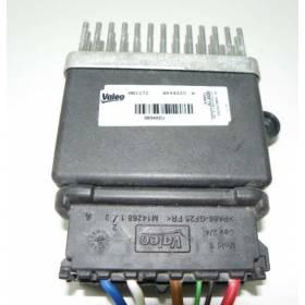 Calculateur pour ventilateur radiateur Audi A4 A5 A6 Q3 Q5 ref 8K0959501E 8K0959501D 8K0959501F 8K0910501F Valeo ref 989462U