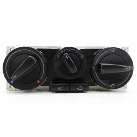 Commande de régulation ventillation de chauffage pour VW Passat / Bora / Golf / Lupo / Polo ref 1J0820045F
