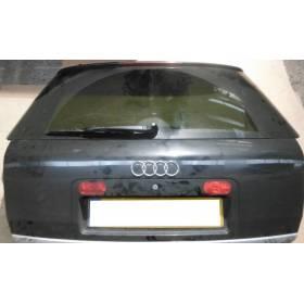 Malle coffre arrière pour Audi A6 break 4B coloris noir LZ9W ref 4B9827023B / 4B9827023D / 4B9827023E / 4B9827023H / 4B9827023J