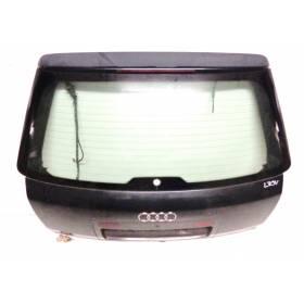 Malle coffre arrière pour Audi A6 break 4B coloris noir LZ9U ref 4B9827023B / 4B9827023D / 4B9827023E / 4B9827023H / 4B9827023J