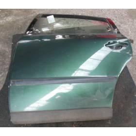 Porte arrière conducteur modèle 5 portes pour VW Passat 3B coloris vert royal LC6N ref 3B5833051