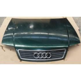 Capot moteur pour Audi A6 4B coloris vert LZ6H ref 4B1823029B