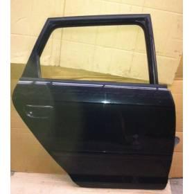 Porte arrière passager modèle pour Audi A3 sportback 5 portes coloris noir ref 8P4833052A