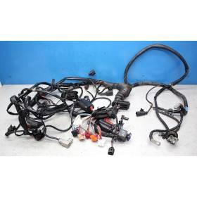 Faisceau / Câblage de compartiment moteur pour Audi A6 2L5 V6 TDI AKN 150 cv boite automatique ref 4B1971072EN