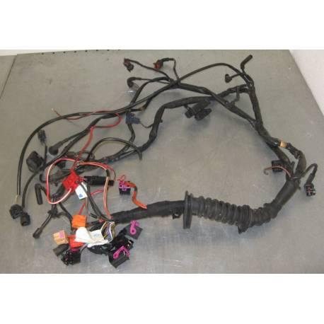 Faisceau / Câblage de compartiment moteur pour Audi A6 2L5 V6 TDI AFB 150 cv boite automatique ref 4B1971072BK