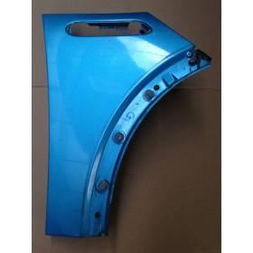 Aile / Panneau latéral avant passager coloris bleu pour Mini Cooper / Mini One R50 R52 R53 ref 41 21 7 037 438 / 41217037438