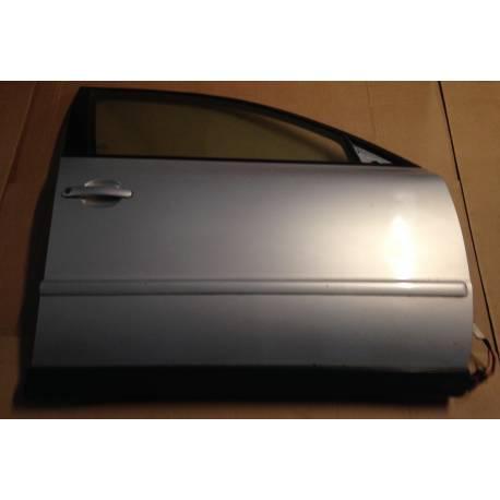 Porte avant passager pour VW Passat 3B coloris gris LB7Z ref 3B4831052