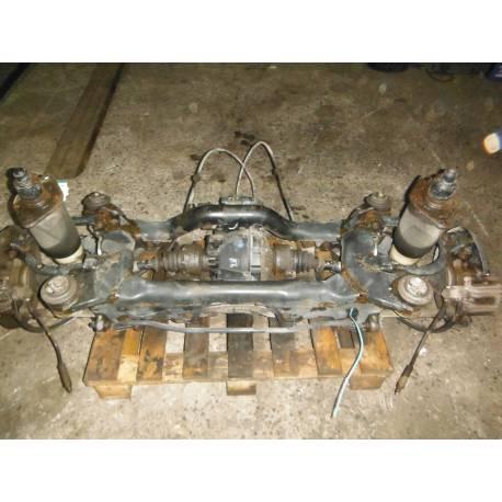 2 amortisseurs arrières hydraulique à gaz pour Audi A6 Allroad ref 4Z7513031A / 4Z7513032A / 4Z7616051A / 4Z7616052A