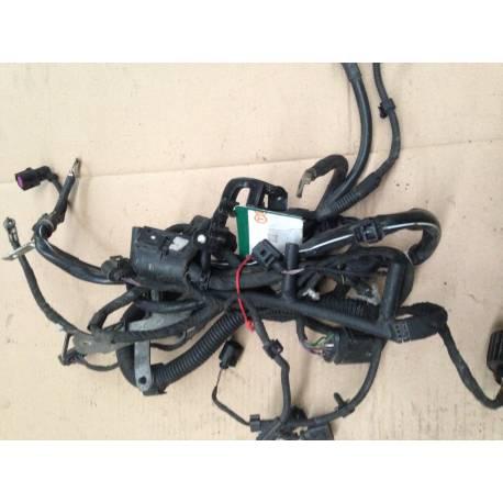 Faisceau / Câblage de moteur pour VW Passat 3C 1L9 TDI ref 03G971604BM