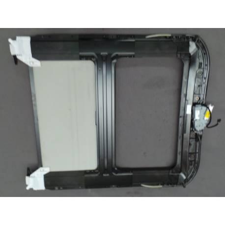 Toit ouvrant électrique / Cadre avec commande toit pivotant pour Audi A6 4F ref 4F9877049 / 4F9877049B / 4F9877049D / 4F9877041L