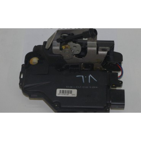 Serrure module de centralisation avant conducteur pour Audi A4 / A6 ref 4B1837015G / 401837015