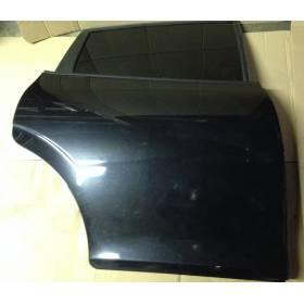 Porte arrière droite passager modèle 5 portes pour Seat Leon 2 coloris noir LC9Z ref 1P0833056