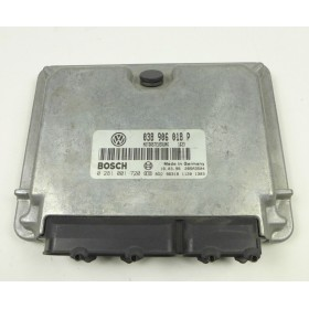 Calculateur injection pour Audi A4 / VW Passat 1L9 TDI ref 038906018P / Ref Bosch 0281001720 0 281 001 720