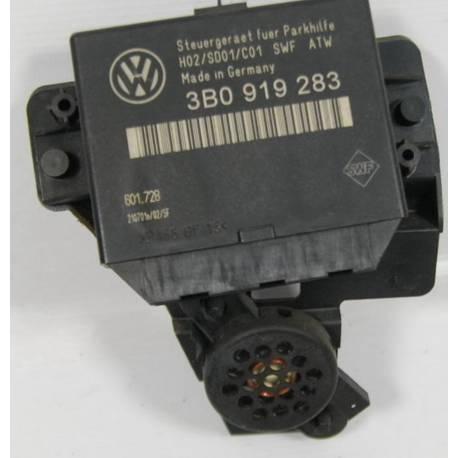 Calculateur d'aide au stationnement pour VW Passat 3B2 ref 3B0919283