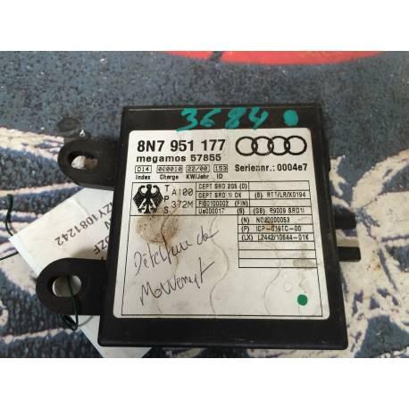 Calculateur pour détecteur de mouvement pour Audi TT ref 8N7951177 / Megamos ref 57855