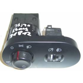 Commodo d'allumage des feux avec anti-brouillard pour Seat Ibiza / Cordoba ref 6L1941531AD