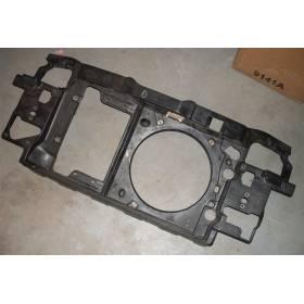 Façade avant support porte radiateurs / Support de fermeture pour VW Polo 6N de 1995 à 2000 ref 6N0805594