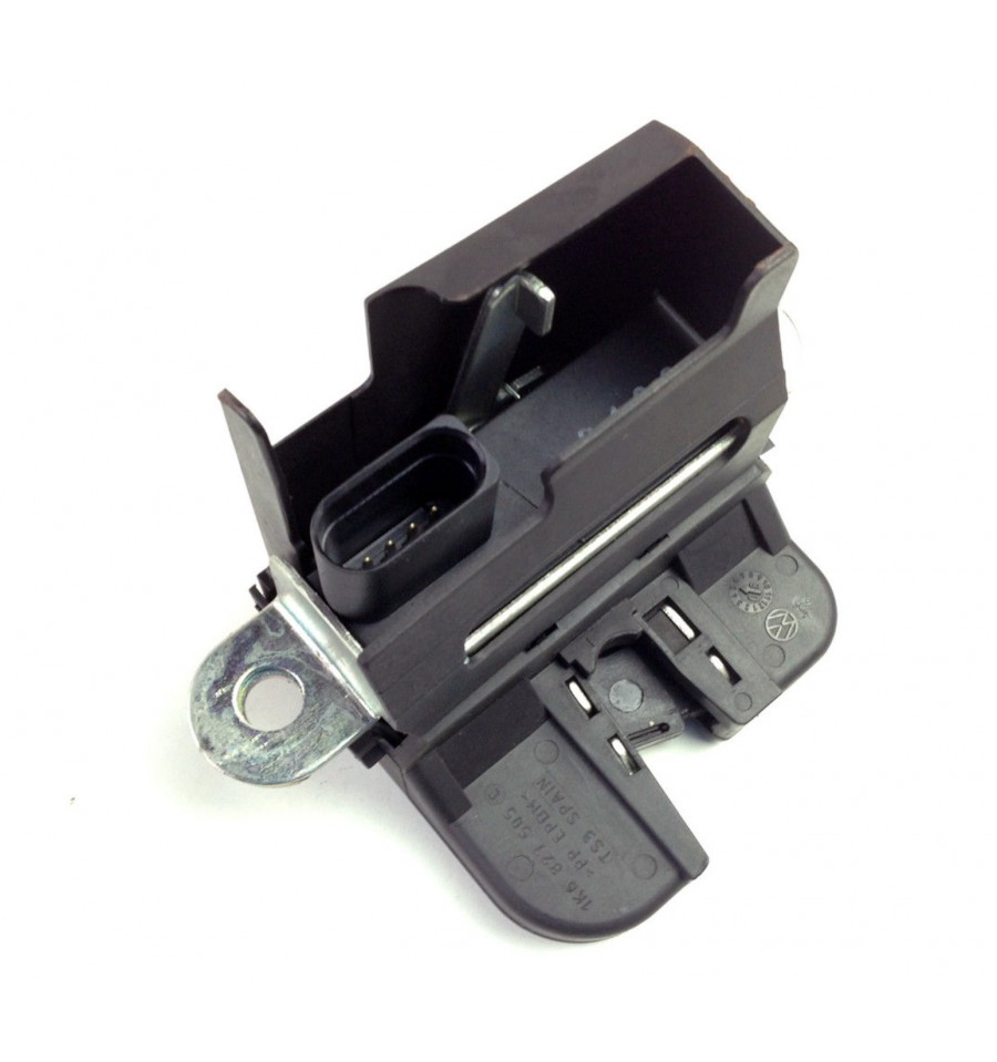 lid lock trunk latch vw golf 5 passat ref 1k6827505a. Black Bedroom Furniture Sets. Home Design Ideas