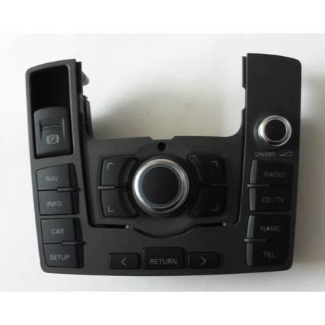 Unité de commande pour système multimédia MMI pour Audi A6 ref 4F1919610Q vendue pour pièce sans garantie