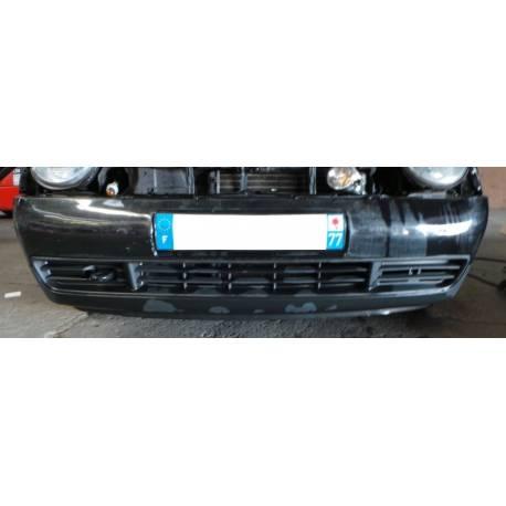 Pare-chocs avant pour VW Lupo coloris noir L041