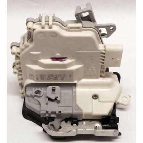 Serrure de centralisation de porte arrière passager pour Audi A4 / A5 / Q5 / Q7 ref 8K0839016C