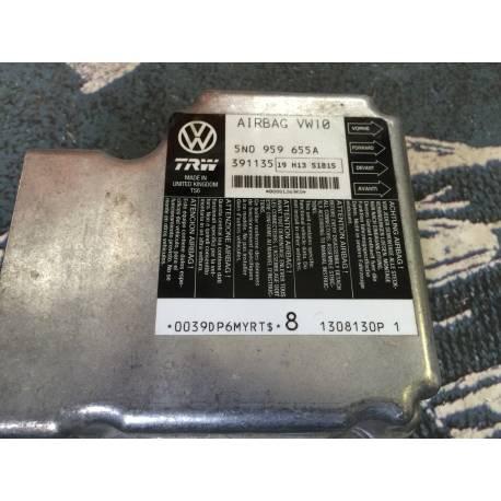 Calculateur d'airbag pour Seat Leon / VW Passat / Tiguan ref 5N0959655A 5N0959655J 5N0959655N 5N0959655R 5N0959655AA