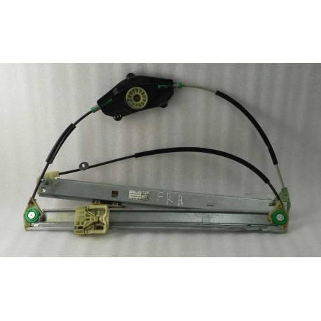 Mécanisme lève-vitre avant passager sans moteur pour Audi Q5 ref 8R0837462D / 8R0837462G / 8R0837462J
