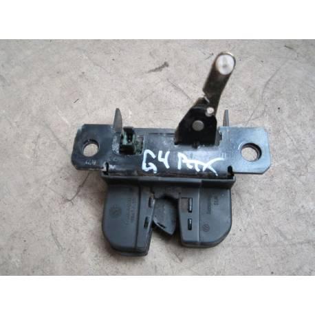 Serrure de capot arrière / Serrure de coffre pour VW Golf 4 / Bora berline ref 1J6827505B / 1J6827505C