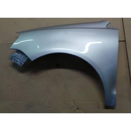 Aile avant conducteur pour VW Polo 9N coloris gris clair LA7W ref 6Q0821105E