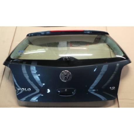 Malle arrière / Coffre coloris gris foncé LC7V pour VW Polo 9N ref 6QE827025E