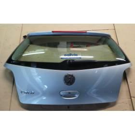 Malle arrière / Coffre coloris gris clair LA7W pour VW Polo 9N ref 6QE827025E