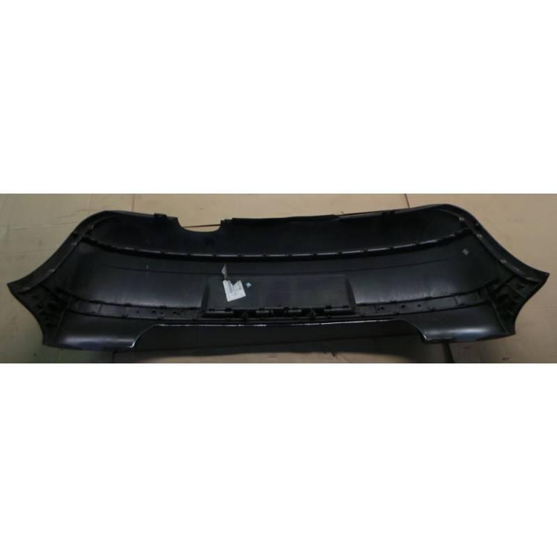 pare chocs arri re pour vw polo 9n coloris gris fonc lc7v ref 6q6807417 6q6807417 gru. Black Bedroom Furniture Sets. Home Design Ideas