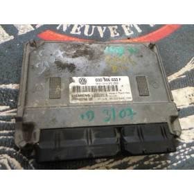 Calculateur moteur VW Polo ref 03D906033F / Ref Siemens 5WP40298