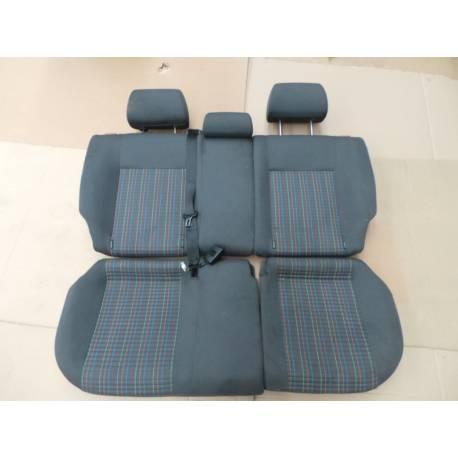 Intérieur tissu sièges et banquette pour VW Polo 9N 5 portes