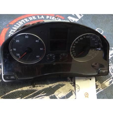 Compteur / combiné porte-instruments pour VW Golf 5 ref 1K0920861M / 1K0920861B / 1K0920861MX