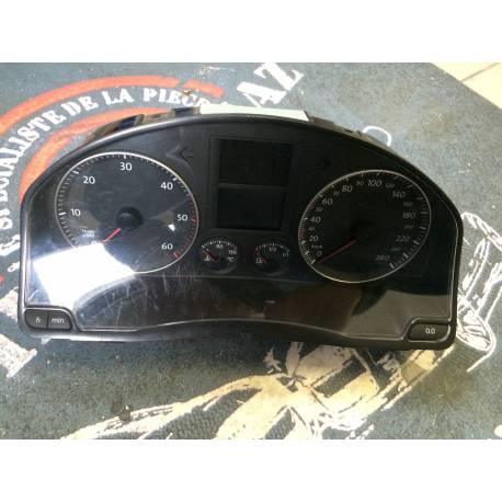 Compteur / combiné porte-instruments pour VW Golf 5 ref 1K0920861B / 1K0920861M / 1K0920861MX