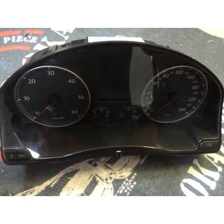 Compteur / combiné porte-instruments pour VW Golf 5 ref 1K0920860L / 1K0920860LX
