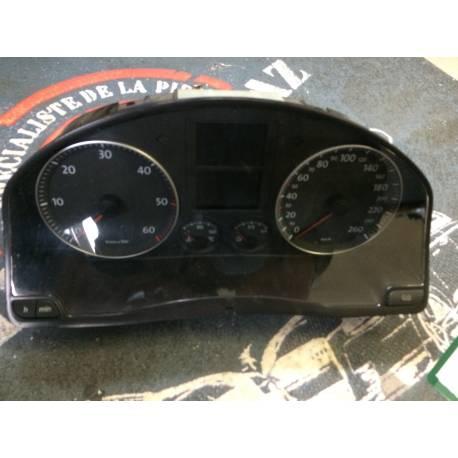 Compteur / combiné porte-instruments pour VW Golf 5 ref 1K0920850L / 1K0920850LX